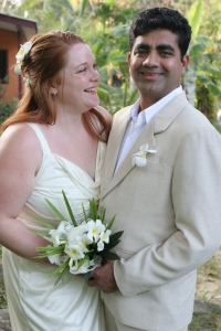 Rajim and Laura
