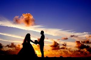 trad wedding